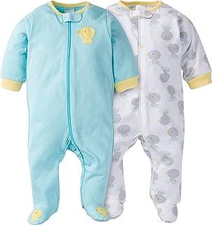 Baby Girls' 2-Pack Sleep 'N Play