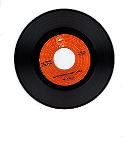 HEATWAVE/Mind Blowing Decisions/45rpm record
