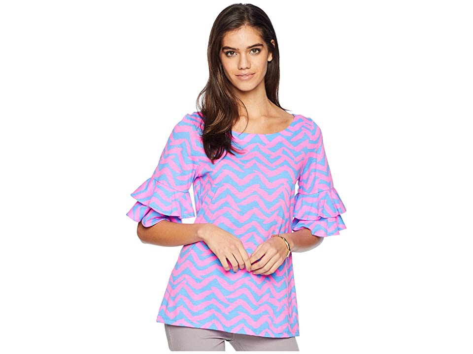 Lilly Pulitzer - Lilly Pulitzer Lula Top  (Purple)
