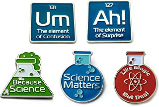Amazon com: Math & Science - Buttons & Pins / Accessories