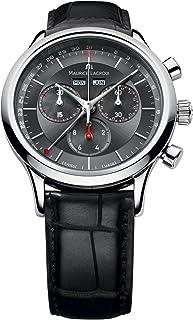 Maurice Lacroix - Les Classiques LC1228-SS001-331 Reloj de Pulsera para hombres Indicador de la fase lunar