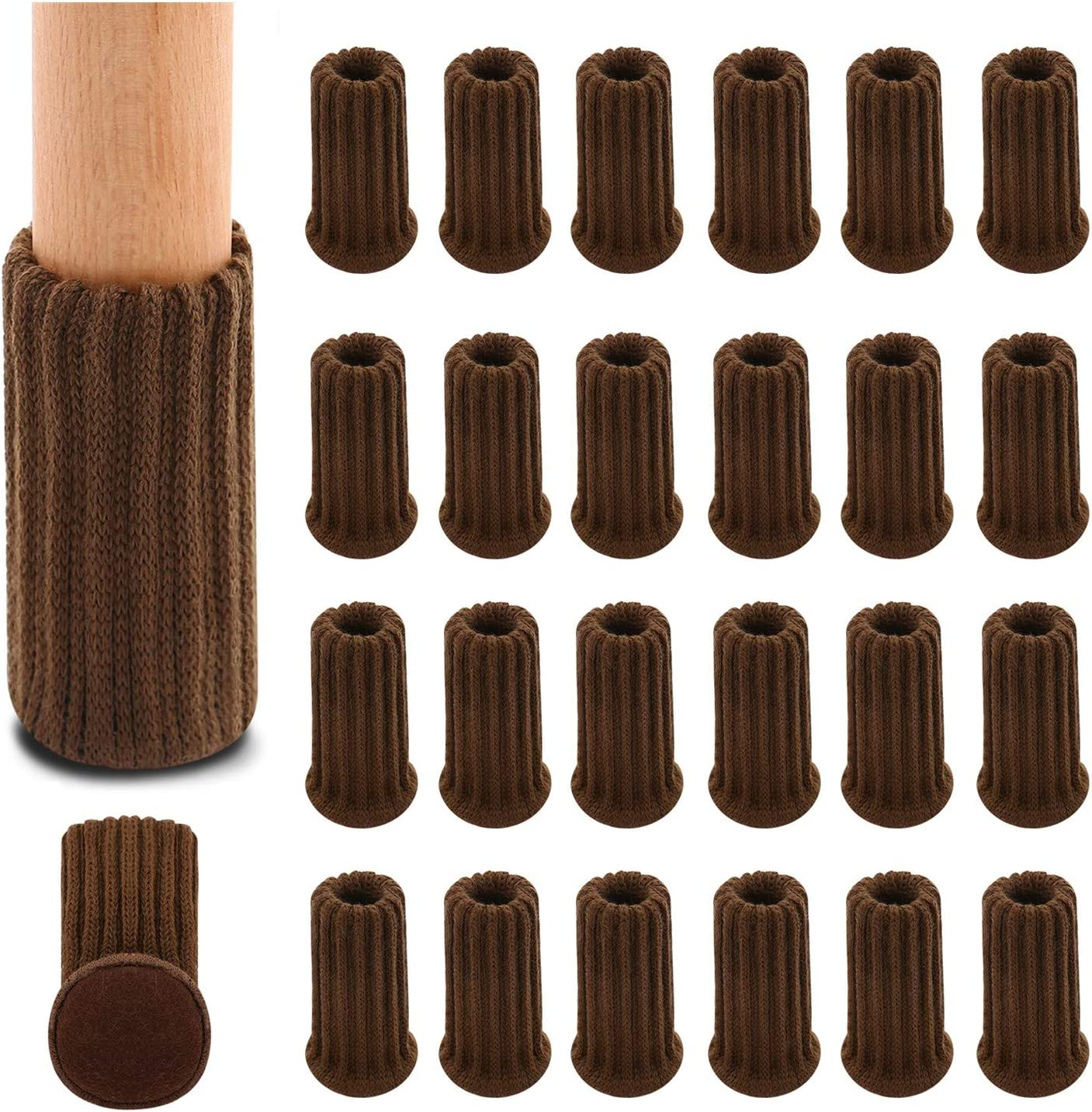 Fashion SEAL limited product Chair Leg Socks 36 Floor PCs Protect