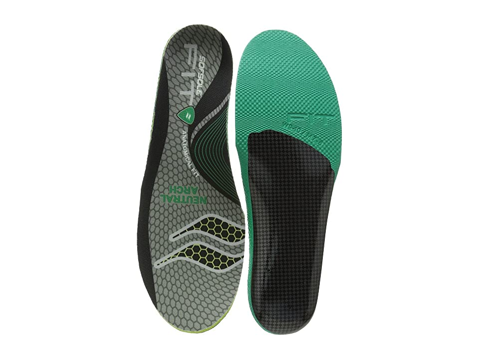 ff3627bf80 ... UPC 096506125156 product image for Sof Sole - Fit Series Neutral Arch  Insole (Black/