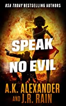 Speak No Evil (The PSI Series Book 3)