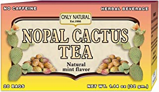 Nopal Cactus Tea