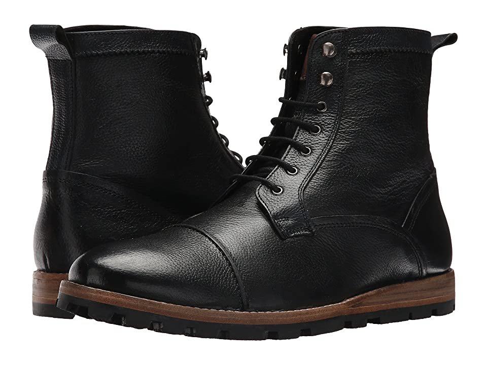 Ben Sherman Andrew Tall Boot (Black) Men