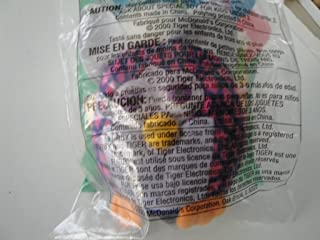 McDonalds Happy Meal Furby Giraffe Soft Toy #9 - 2000