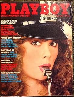 may 1982 playboy magazine