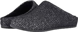Black Glimmer Wool