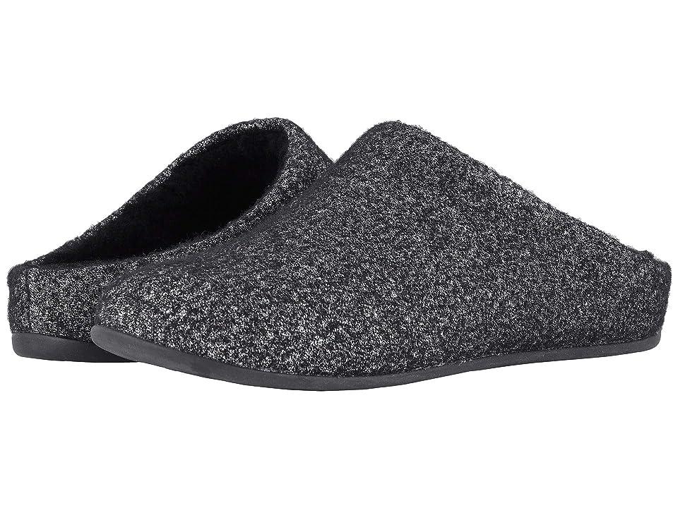 FitFlop Chrissie (Black Glimmer Wool) Women