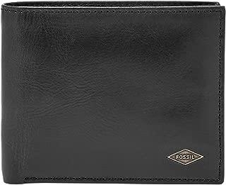 Men's Ryan Leather RFID Blocking Passcase Wallet