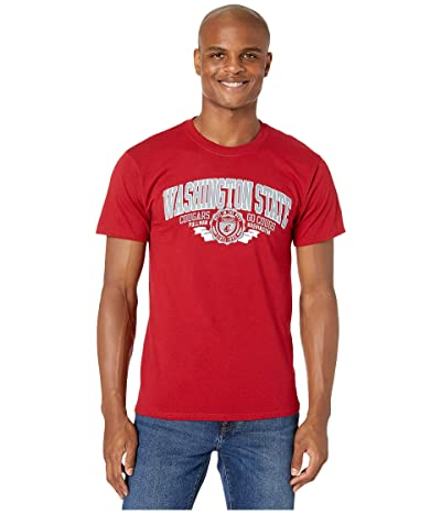Champion College Washington State Cougars Jersey Tee (Cardinal 3) Men