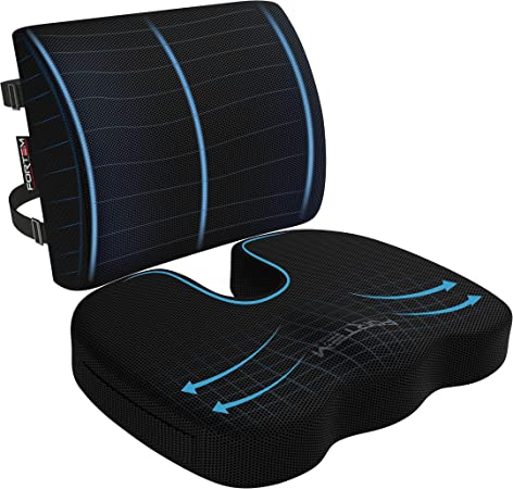 FORTEM Chair Cushion, Seat Cushion for Office Chair