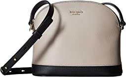 Sylvia Medium Dome Crossbody