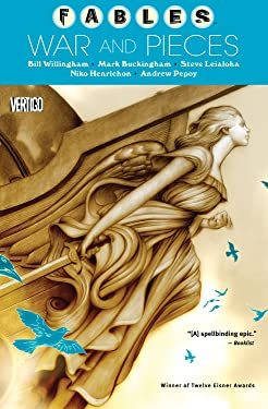 Fables Vol. 11: War and Pieces (Fables (Graphic Novels))