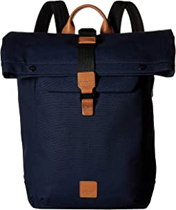 KNOMO London - Fulham Novello Roll Top Backpack