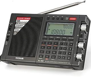 EnergyPower [日本語説明書付] 短波ラジオ TECSUN PL-990 LSB/USB 同期検波&SSB トリプルコンバージョン FM/LW/MW/SW 3150局メモリー ミュージックプレイヤーモード FLAC/APE/WAVハイ...