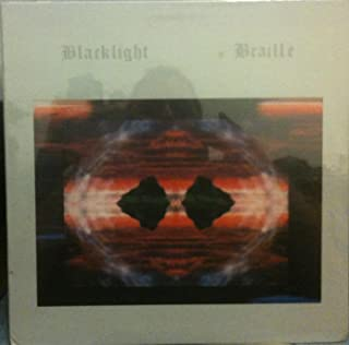 BLACKLIGHT BRAILLE AVALLON TOWERS vinyl record