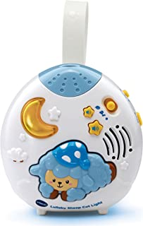 Vtech Toys Lullaby Sheep Cot Night Light Toy Includes 3 Lullabies and 40