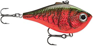 Rapala Rippin' Rap 06 Fishing lure, 2.5-Inch, Red Crawdad