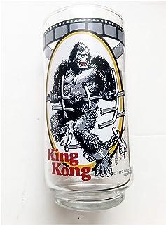 Cinema Classics King Kong, Coke Glass Tumbler 1977