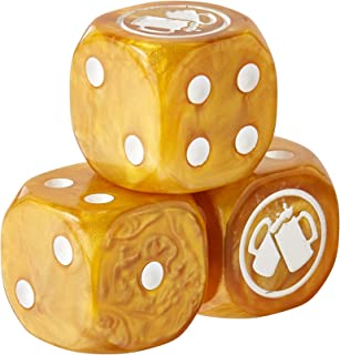 Steamforged Games Guild Ball Brewers Dice (10 Piece)