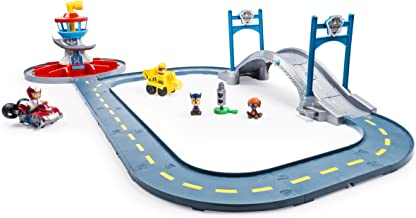 PAW Patrol Launch N Roll Lookout Tower Track Set, Ages 3 & Up