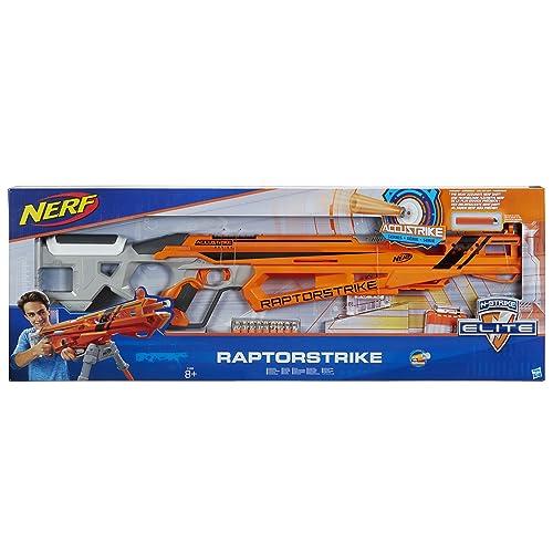 Nerf - C1895EU60 - Jeu de Tir - Elite Accu Raptorstrike