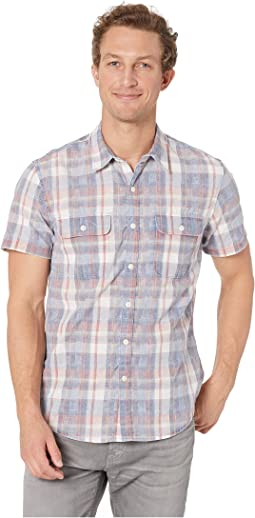 Short Sleeve Workwear Shirt
