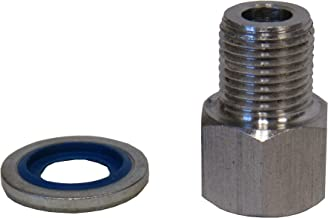 STAINLESS STEEL ADAPTER 1/8