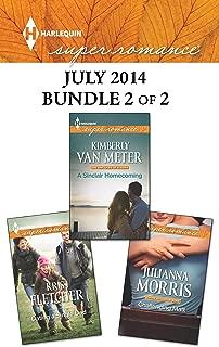 Harlequin Superromance July 2014 - Bundle 2 of 2: An Anthology