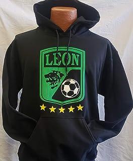 Leon Screen Printed Generic Replica Hoodie Size Large