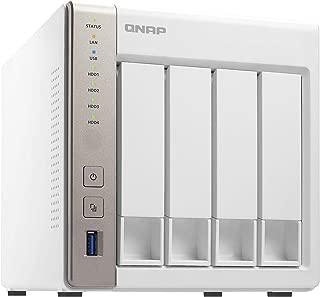 QNAP(キューナップ) Turbo NAS TS-451 メモリ1GB搭載 Celeron 2.41GHz デュアルコアCPU