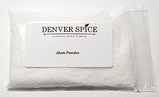Alum Powder-2Lb Heat Sealed Pouch