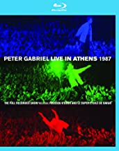 Best peter gabriel back to front live Reviews