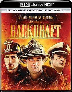 Backdraft (4K Ultra Hd/Blu-Ray/Digital)