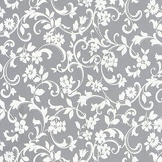 Venilia Film adhésif décoratif pour Meuble Cirrus, imperméable PVC, sans phtalates, 45 cm x 1,5 53236
