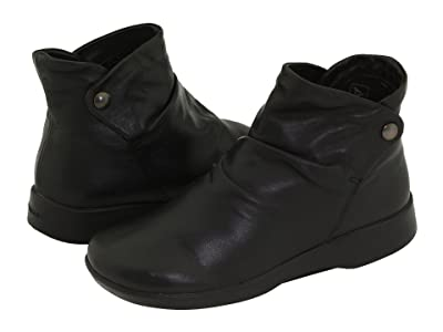 Arcopedico N42 (Black Leather) Women