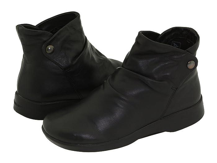 Arcopedico  N42 (Black Leather) Womens  Boots