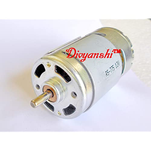12 V DC Motor: Buy 12 V DC Motor Online at Best Prices in