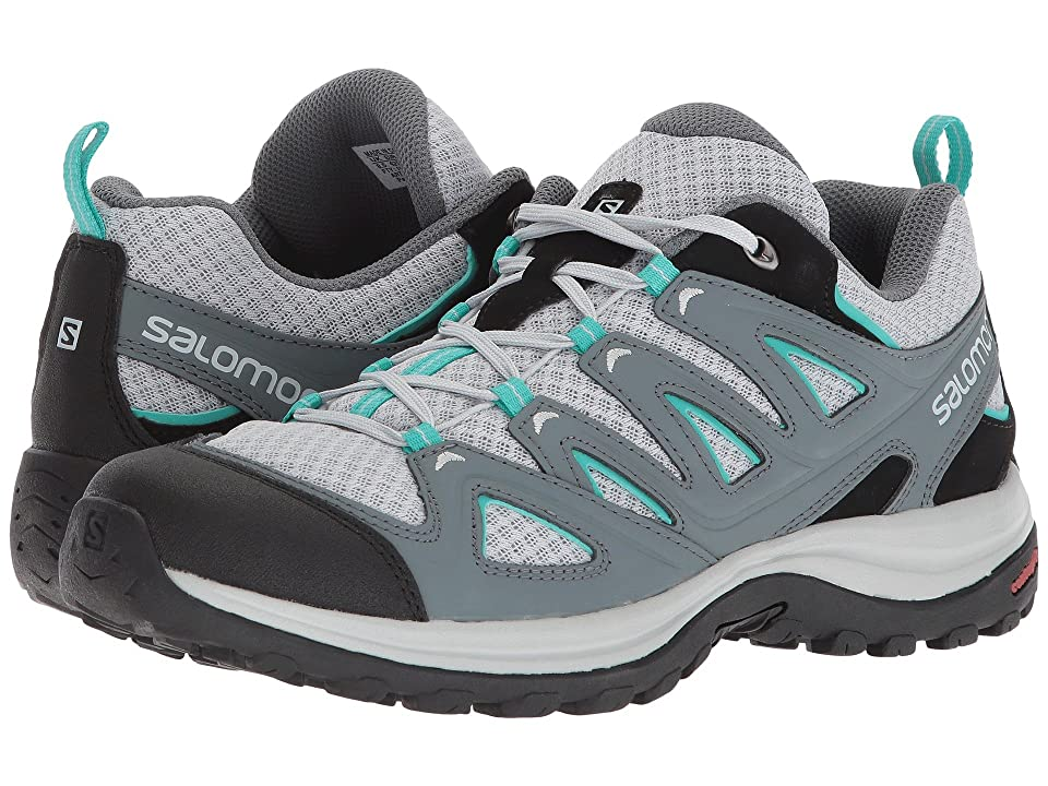 Salomon Ellipse 3 Aero W USA (Quarry/Stormy Weather/Atlantis) Women