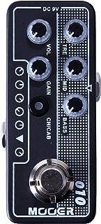 Mooer Two Stones - Pedal de efectos para guitarra