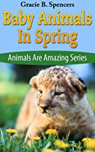 Baby Animals In Spring (Animals Are Amazing Series)