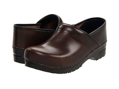 Sanita Professional Cabrio Mens (Brown Brush Off Leather) Men