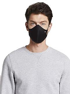 Tom Tailor Schutzmaske Bandana, 29999-Black, Talla única Unisex Adulto