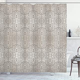 Best grey lace shower curtain Reviews