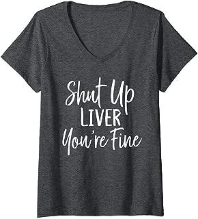 shut up i love that shirt on you