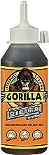 Gorilla Original Gorilla Glue, Waterproof Polyurethane Glue, 8 ounce Bottle, Brown