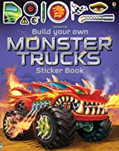 Build Your Own Monster Trucks
