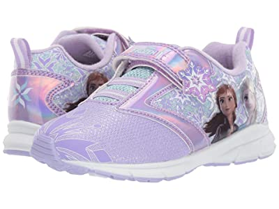 Josmo Kids Frozen Lighted Sneaker (Toddler/Little Kid) (Purple) Girls Shoes